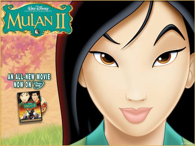 Мулан 2, Mulan II, фильм, кино. Посмотреть обои: Игры.